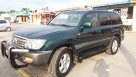 2006, Toyota, Land Cruiser