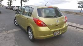 2007, Nissan, Tiida