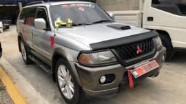 2002, Mitsubishi, Montero Sport
