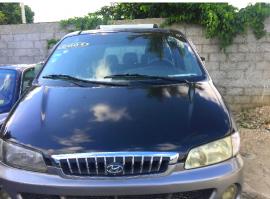 2001, Hyundai, H-1