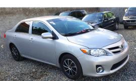 2013, Toyota, Corolla